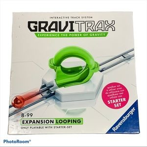 🆕 Gravitrax Expansion Looping Track